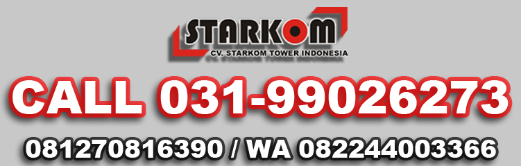 TOWER SST MURAH SURABAYA TOWER MONOPOLE TOWER SUTET TOWER KAKI TIGA TOWER SIKU KAKI 4 Produk & Harga Tower Triangle